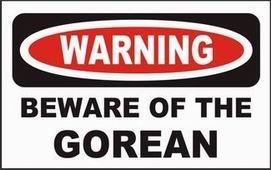 Gorean Warning