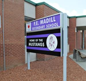 F.E. Madill Secondary School