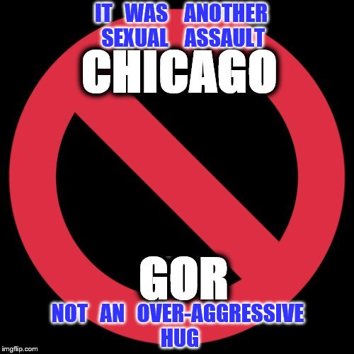 chicago gor sexual assault